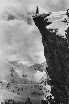 """""""Die weisse Hölle von Piz Palü"""" (G.W. Pabst/Arnold Fanck 1929)"""