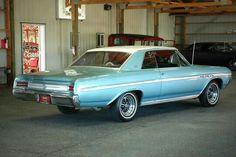1964 Buick Skylark 2-Door Hardtop