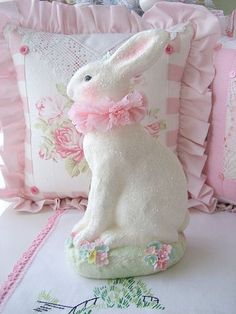 1000+ images about Easter Shabby Chic on Pinterest