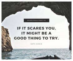 Try something scares you, it may work out in your favor.  #visitus at #website: http://shineconsultancy.in/  You can also #callus on 022-28928911/22/33  #shinecosultancy #studyabroad #overseas #education  #tuesdaymorning #morningtraveldiaries #tuesdaymotivation