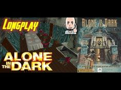 "Alone in the dark - ""O Pai do terror"" By Infogrames LONGPLAY"