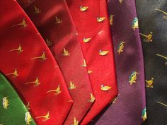 Steppin' Out Ties