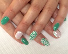Using Bio Sculpture Gel colour 198 Catch the Wind from the Spring/Summer 2015 Happy Hippie collection