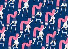 Illustrazioni in loop: Ellen Porteus | PICAME