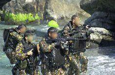 Incursore della Marina Militare, non è per tutti | BLU : BLU