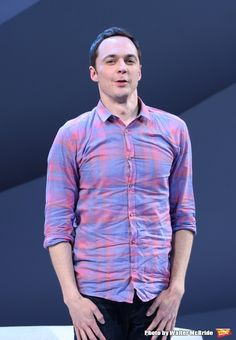 Jim Parsons Opening night curtain call
