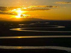 (DID) Yellow River - It is the second-longest river in China after the Yangtze and the sixth-longest in the world - Wikipedia