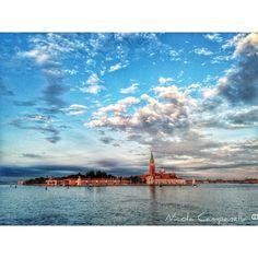 #Venice #sunset by @elcampa1969