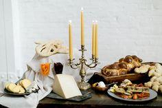 Fall food wedding inspiration