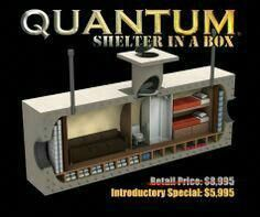Your Very Own Private Bunker, now on Sale - Doomsday News Underground Living, Underground Shelter, Underground Homes, Survival Shelter, Survival Prepping, Emergency Shelters, Survival Food, Bunker For Sale, Bunker Home