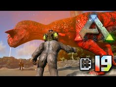 Close Encounter with an Alpha Carno - Ark Survival Evolved || Ep 20 - YouTube