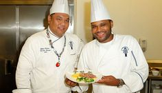 "After being diagnosed with type 2 diabetes, television star Anthony Anderson made some big changes to his diet and lifestyle. But, nowadays, Anderson aims for more than merely cooking healthy dishes at home – he wants to give you a ""foodgasm."""
