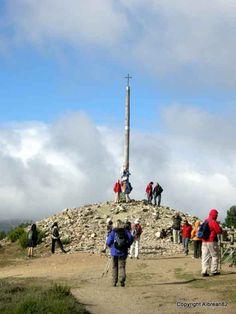 Cruz de Ferro, Camino de Santiago.