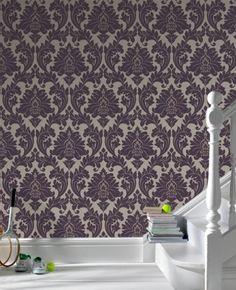 Majestic: Purple Wallpaper
