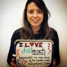 Valentine's Day is just around the corner. And with it come the flowers, chocolates and the LOVE. Have you considered showing love to your favourite cause? We have! Show #children and #childrights some love by posting a photo of yourself and the reasons why you love Childreach International! Find out more at: http://www.everydayhero.com/uk/ilovebecause/