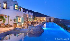 Mykonos Luxury Villas, Mykonos Villa Charlize, Cyclades, Greece