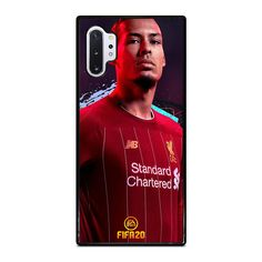 VIRGIL VAN DIJK LIVERPOOL FIFA 2020 Samsung Galaxy Note 10 Plus Case Cover Vendor: favocasestore Type: Samsung Galaxy Note 10 Plus case Price: 14.90 This extravagance VIRGIL VAN DIJK LIVERPOOL FIFA 2020 Samsung Galaxy Note 10 Plus Case Cover is going to create admirable style to yourSamsung Note 10 phone. Materials are manufactured from durable hard plastic or silicone rubber cases available in black and white color. Our case makers personalize and produce each case in best resolution… Virgil Van Dijk, Best Resolution, Black And White Colour, Galaxy Note 10, Silicone Rubber, Fifa, Liverpool, How Are You Feeling, Samsung Galaxy