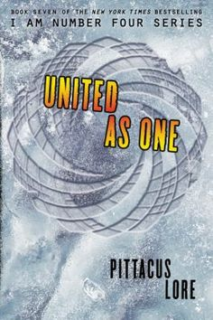 United as one by Pittacus Lore. Click on the image to place a hold on this item in the Logan Library catalog.