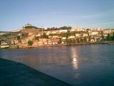 Vista da cidade de Gaia