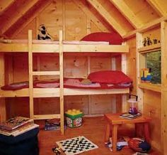 Free Standing Tree House Plans free standing tree house plans | r14-1837 | tree houses/hunting