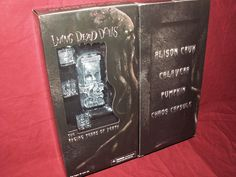 """Living Dead Dolls Resurrection 8 """"The Raging Tears of Death""""  Chaos Capsule!"""