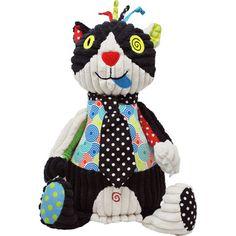 Déglingos Charlot le chat (27 cm)