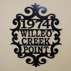 custom metal signs | Custom Signs And Metal Work Pictures