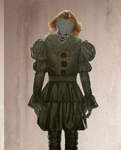 - New pic of Pennywise! 🎈🎈 I wonder what this is from. Clown Horror, Halloween Horror, Halloween Stuff, Freddy Krueger, Scary Movies, Horror Movies, Geek Movies, Chucky, Bill Skarsgard Pennywise