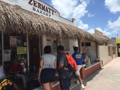 I love this Zermatti bakery! Awesome Mexican treats.