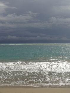 Summer Storm:  perfect color palette