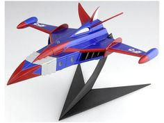 TRAAAANSMUTE!   (The Phoenix from Battle of the Planets.. my very 1st exposure to anime..) ;)
