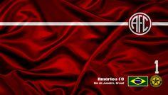América FC RJ - Veja mais Wallpapers e baixe de graça em nosso Blog http://soccerflags.blogspot.com.br