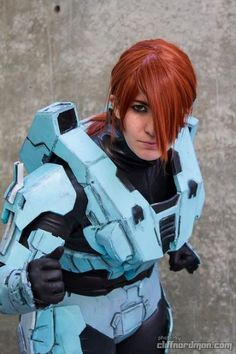 Cosplay Ideas agent carolina cosplay gives me life - Halo Cosplay, Best Cosplay, Awesome Cosplay, Cool Costumes, Cosplay Costumes, Cosplay Ideas, Costume Ideas, Odst Halo, Armadura Cosplay
