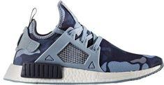 online retailer 0e83a 630a7 adidas NMD XR1 Blue Duck Camo (W)