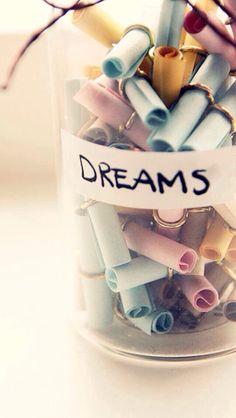 Dreams iPhone wallpaper