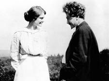 Ezra Pound and Dorothy Shakespeare