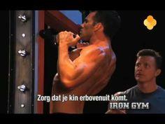 'Iron Gym' - Thuis Fitnessen