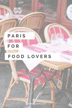 Planning to visit Paris? You need my two-part guide on the best of food in Paris, including what to eat, restaurant recommendations, food markets, and more! Best Restaurants In Paris, Oui Oui, Meals For One, Foodie Travel, Foodies, Traveling, Europe, Group, Adventure