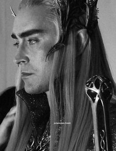 """Lee Pace as Thranduil - If you look up the words, """"perfection"""" and """"fabulous"""" in the dictionary, this picture will be in the definition.  Actually, this picture is the definition.  :) - Hell yes @Susan Carroll!"""