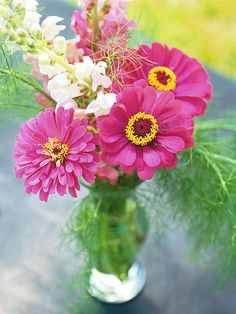 Floral Arrangement ~ simply precious!