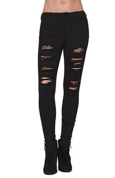 Kendall & Kylie High Rise Skinniest Jeans #pacsun