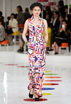 Ready-to-wear - Cruise 2015/16 - Look 10 - CHANEL