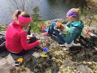 Toukokuu on ollut ihan parasta aikaa retkeillä! Tsekkaa päiväretkivinkkejä Etelä-Suomeen blogistani.