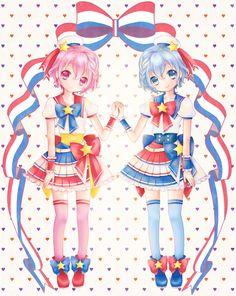 Leona et Dorothy Paradise Images, Super Hero Life, Anime Songs, Anime Art Girl, Anime Girls, Girl Couple, Anime Dress, Re Zero, Kawaii Art