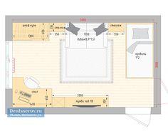 Планировка детской комнаты 15 кв.м. фото с размерами для одного ребенка | Денис Серов
