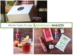 Teste für uns die Foodist Februar Box 2015! Ausschreibung vom 07.03.2015-14.03.2015. Mehr Infos findest du unter: http://www.abnehmguru-magazin.de/foodist-box/