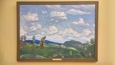 Nicholas Roerich painting in STG