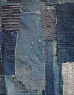 Antique Boro Quilts – Japan – 1800's – 1900's