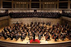 Founded in 1891, the Chicago Symphony Orchestra is consistently hailed as one of the greatest orchestras in the world. In collaboration with the best conductors and guest artists on the international music scene, the CSO performs more than 100 concerts a year at its downtown home, Symphony Center, and at the Ravinia Festival. Music lovers outside Chicago enjoy the sounds of the CSO thru best-selling recordings and frequent sold-out tour performances in the U.S. and around the world.