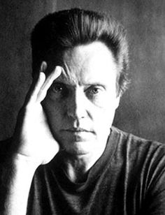 Christopher Walken- never disappoints